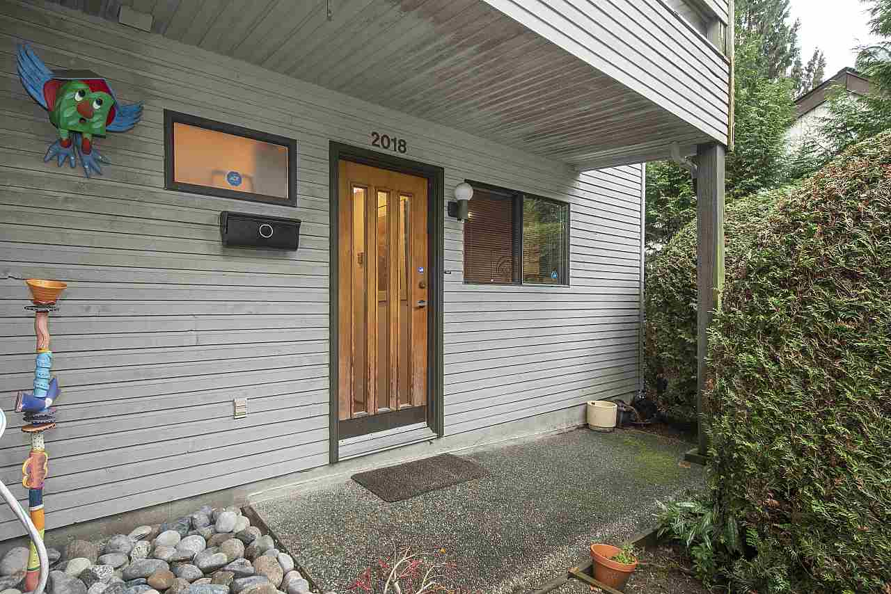 2018 Chesterfield Avenue, North Vancouver, British Columbia